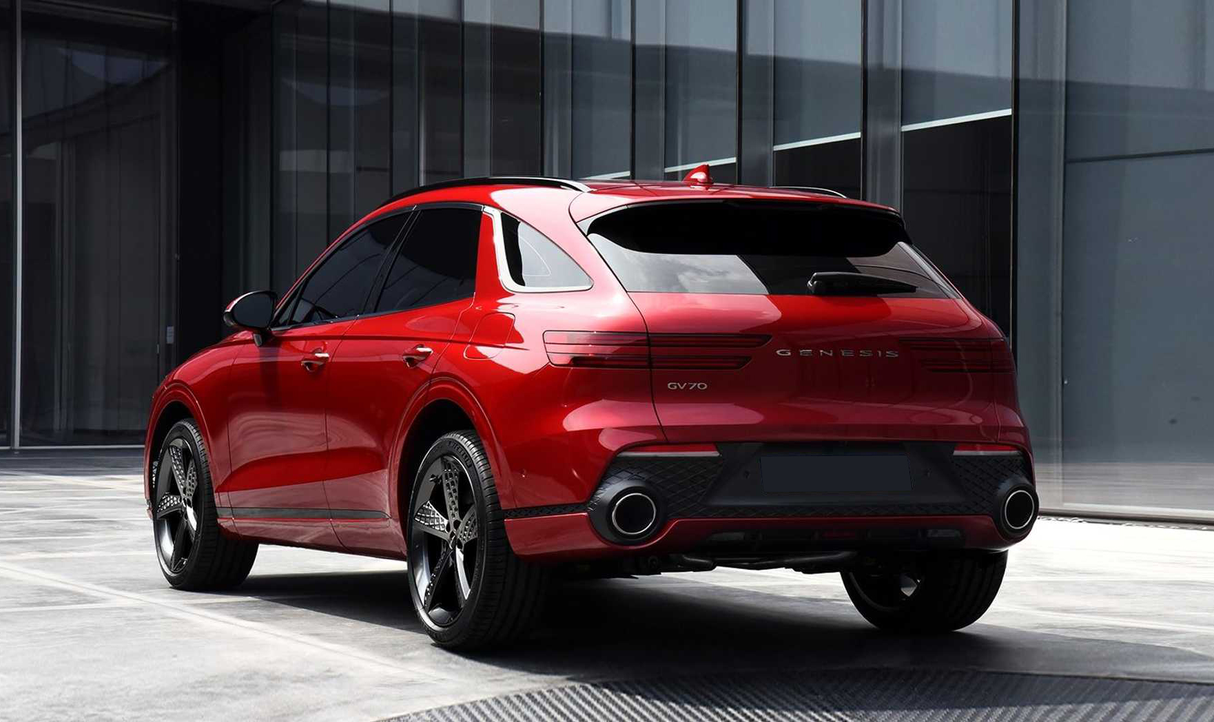 2022 Genesis Gv70 Release Date New Suv Pictures