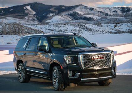 2021 Gmc Yukon Reveal