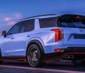 2022 Hyundai Palisade Exterior Colors