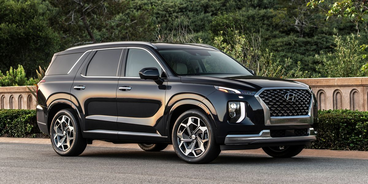 2022 Hyundai Palisade Interior Release