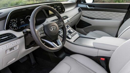 2022 Hyundai Palisade Release Date Facelift