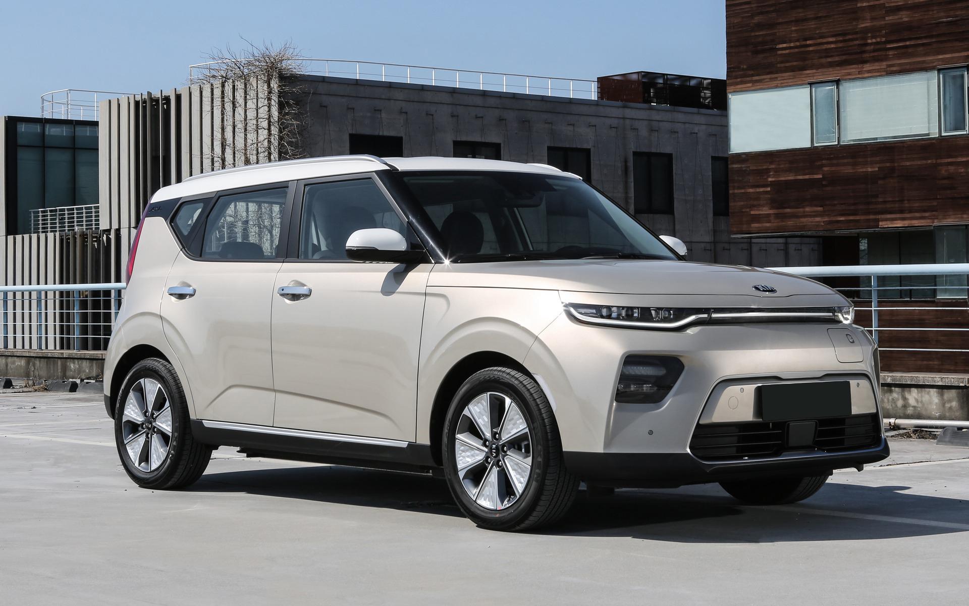 2022 Kia Soul Hybrid Price