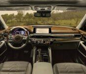 2022 Kia Telluride Interior Prestige Redesign