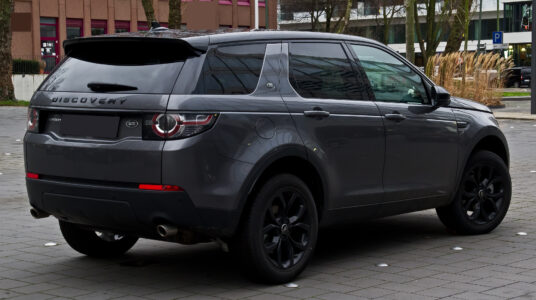 2022 Land Rover Discovery Hse Availability Accessories