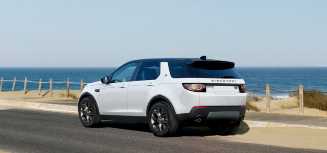 2022 Land Rover Discovery Interior Review Lease