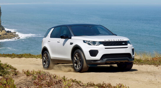 2022 Land Rover Discovery Price Sport Price
