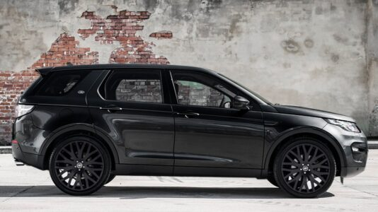 2022 Land Rover Discovery Reviews Black Sport Black