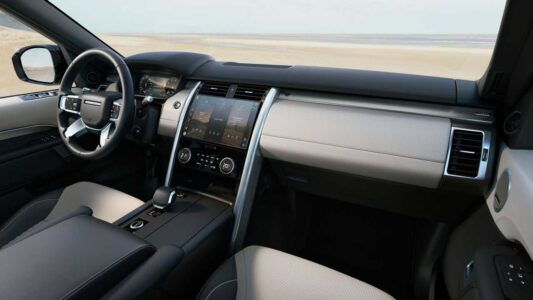 2022 Land Rover Discovery Sport Redesign Specs