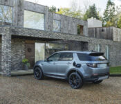 2022 Land Rover Discovery V8 Colors Configurations