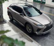 2022 Lexus Rx 350 Interior New Redesign Price