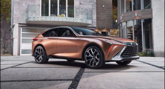 2022 Lexus Rx 350 Pictures