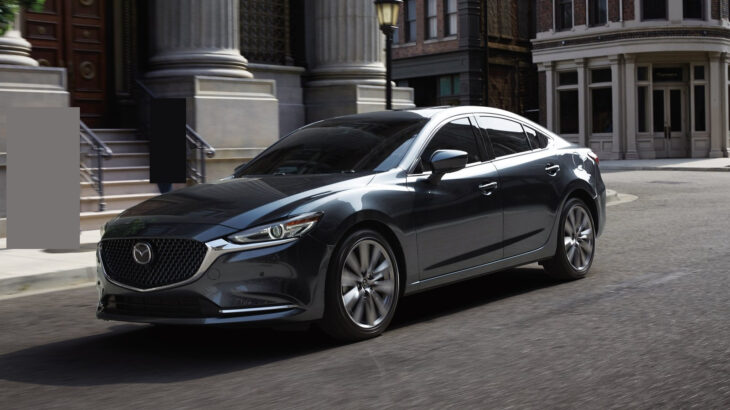 2022 Mazda 6 Awd Release Reveal