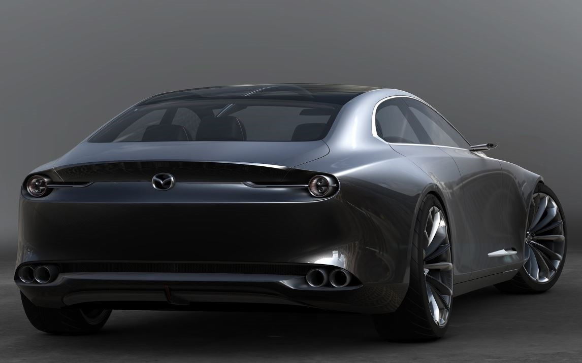 2022 Mazda 6 Interior Horsepower Images