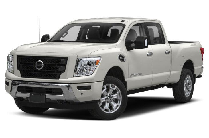 2022 Nissan Titan Changes Rumors Specs