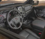 2022 Nissan Titan Interior Nismo Pro 4x Price