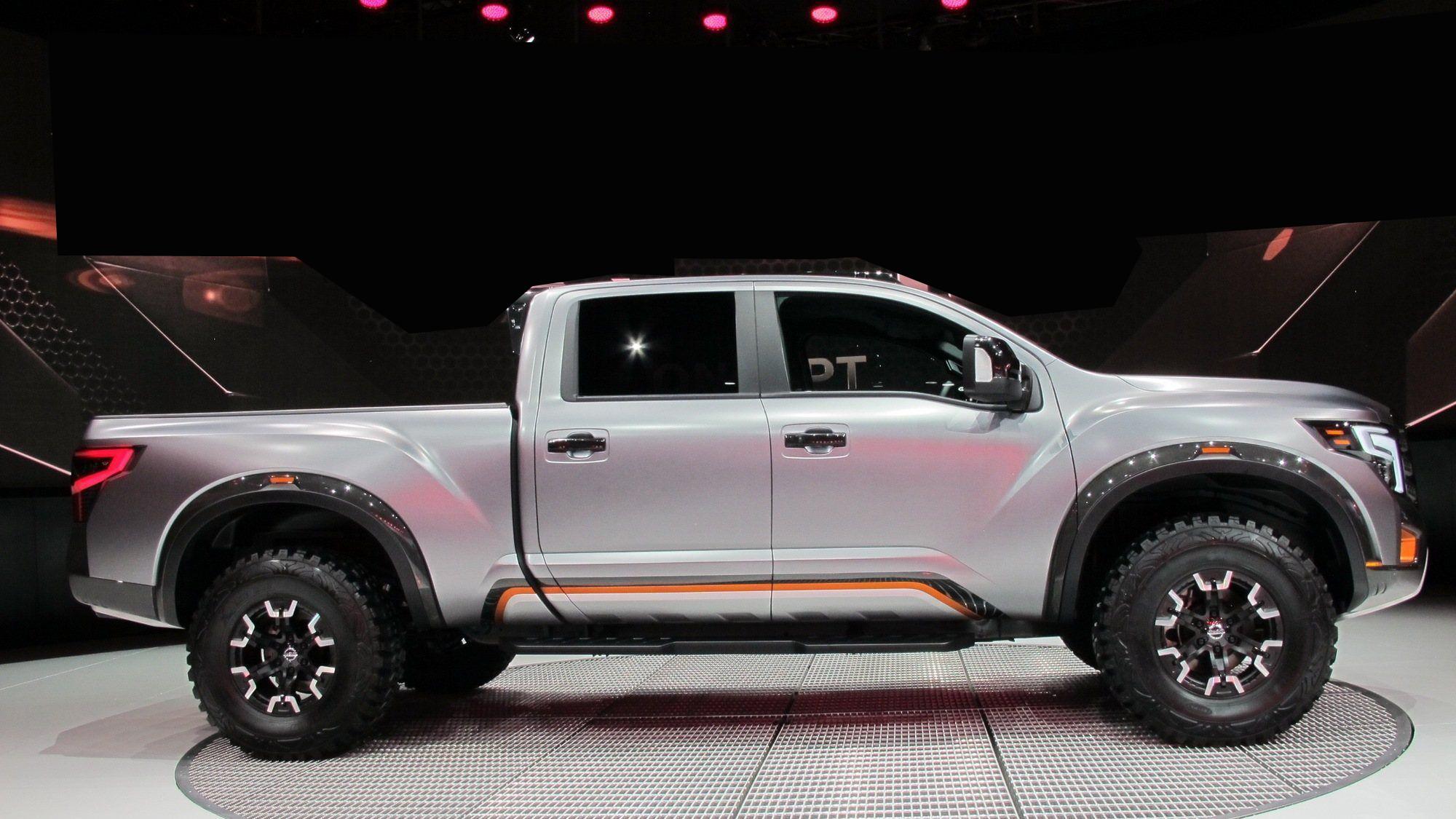 2022 Nissan Titan Towing Capacity Xd Diesel Pro 4x