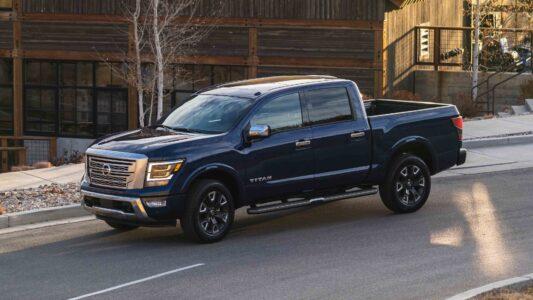 2022 Nissan Titan Warrior Price Pickup Reviews
