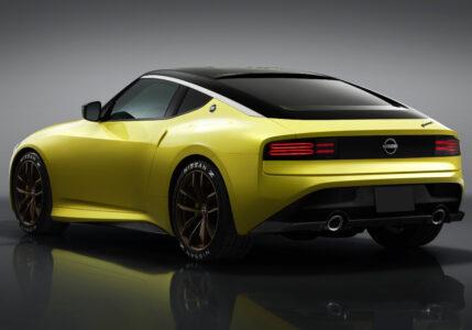 2022 Nissan Z Interior Dimensions Engine