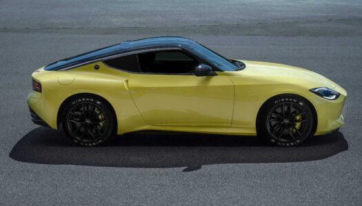 2022 Nissan Z Release Date Black Car