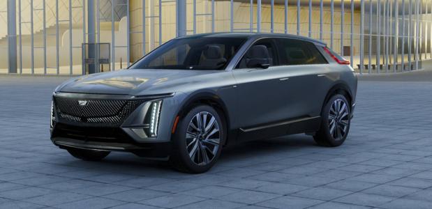 2023 Cadillac Lyriq Msrp