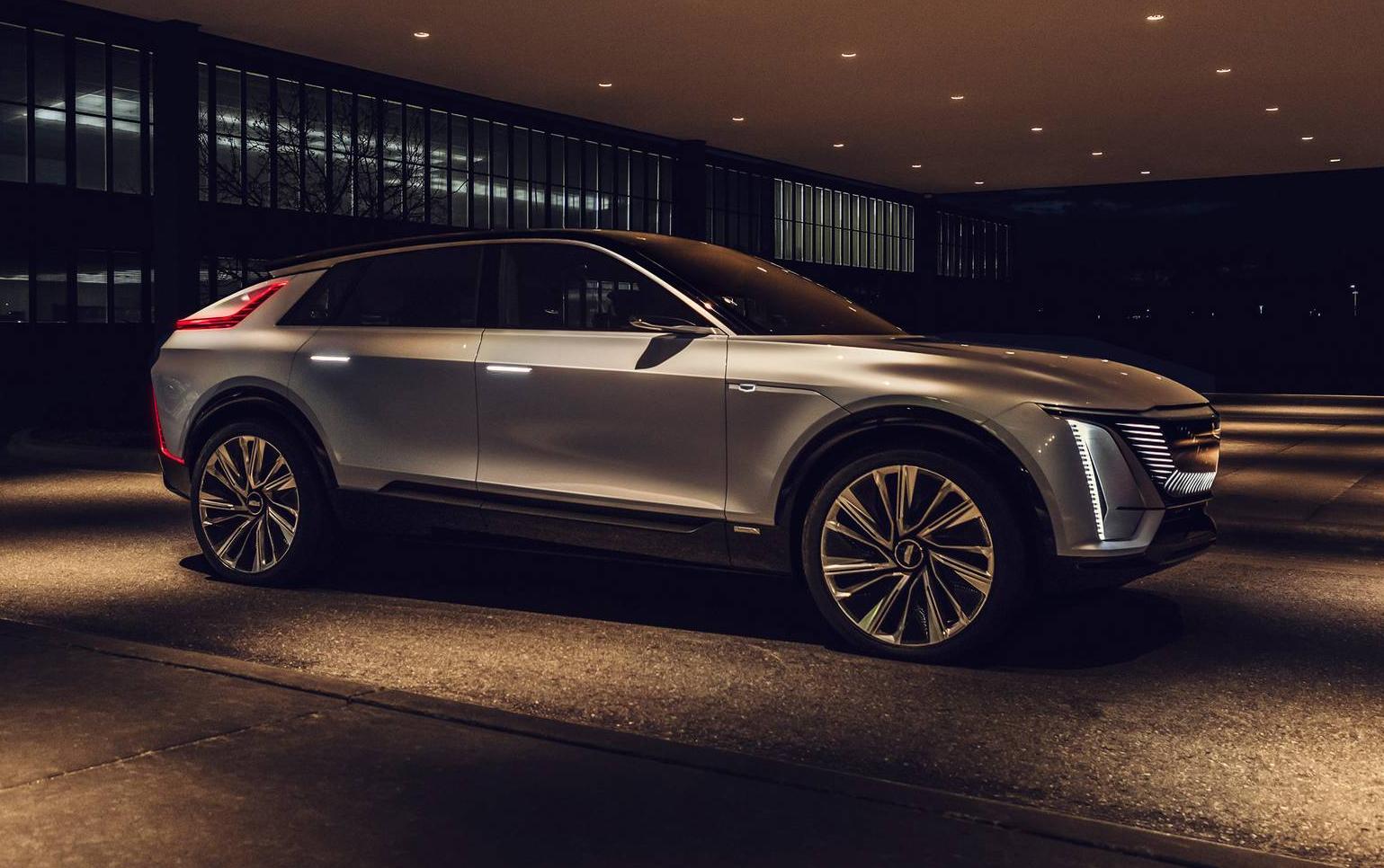 2023 Cadillac Lyriq Price 0 60