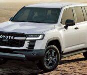 2022 Toyota Land Cruiser 300 Price 300 Price Cost Dimensions
