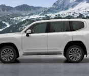 2022 Toyota Land Cruiser Heritage Edition 300 Engine Features