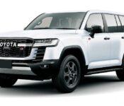 2022 Toyota Land Cruiser Launch Date 300 Diesel Engine Specs