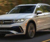 2022 Volkswagen Tiguan Release Date Price