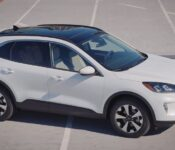 2023 Ford Escape Titanium Redesign Se Hybrid Sel
