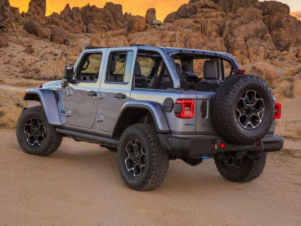 2023 Jeep Wrangler 4xe