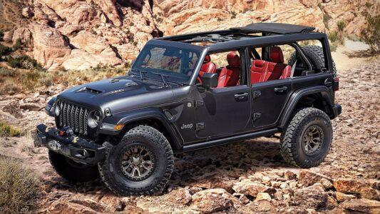 2023 Jeep Wrangler Colors