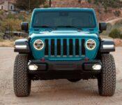 2023 Jeep Wrangler Electric