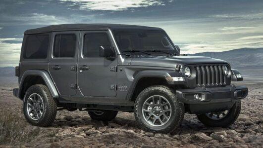 2023 Jeep Wrangler Updates
