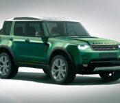 2023 Land Rover Defender Availability Australia Build Black