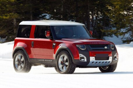 2023 Land Rover Defender Configurations Reviews Colors Cost