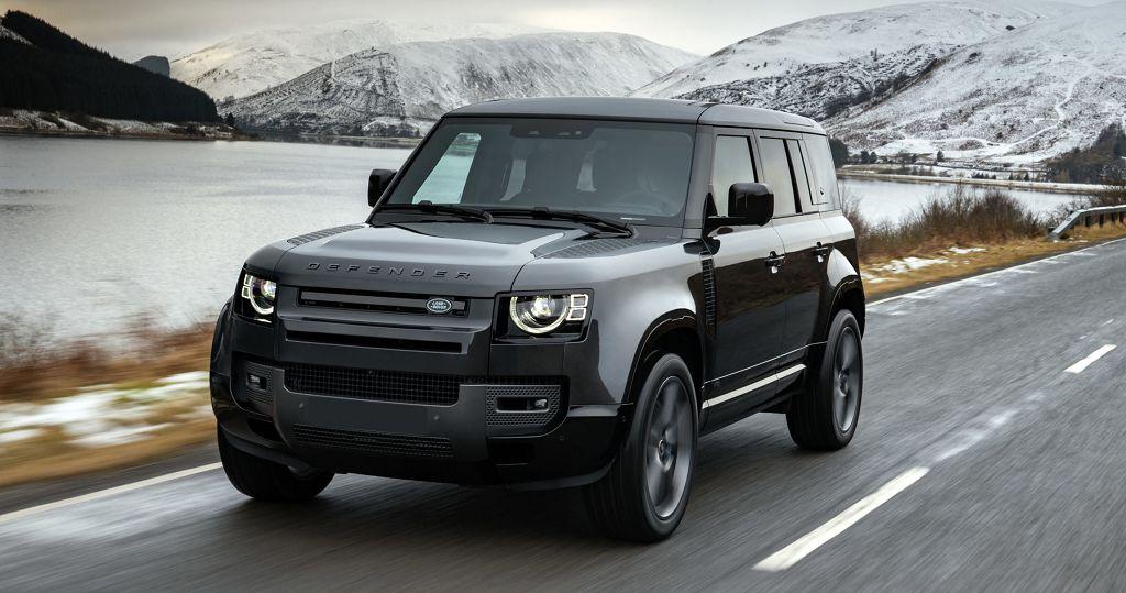 2023 Land Rover Defender Models Manual News Off Road