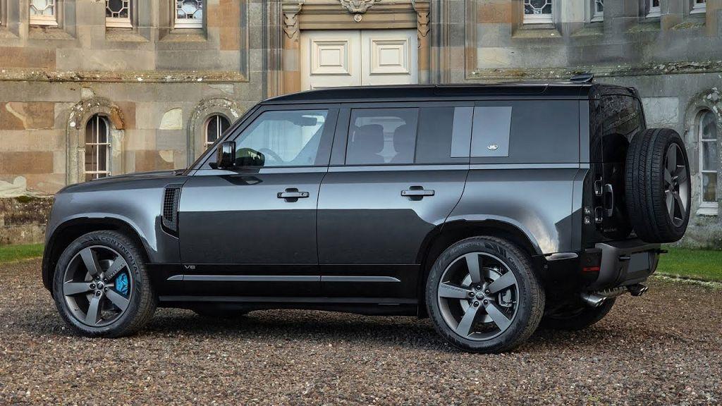 2023 Land Rover Defender Pics Plug In Hybrid Phev
