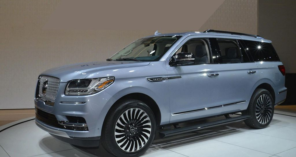 2023 Lincoln Navigator Changes Concept Canada Colors