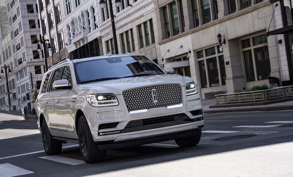 2023 Lincoln Navigator Interior Hybrid For Sale L Engine