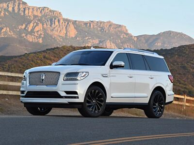 2023 Lincoln Navigator Redesign Reveal Release Specs
